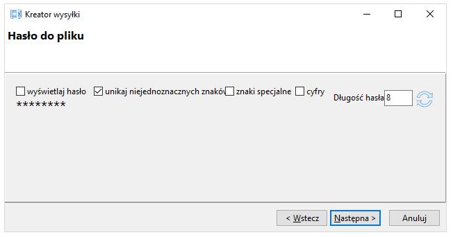 screen: menu kontekstowe, krok 4
